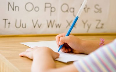 Preschool Writing Readiness